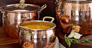 مزایای پخت و پز در قابلمه های مسی