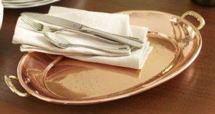 ظروف مسی شوش