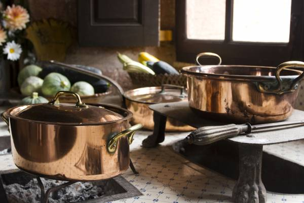 راه های تشخیص ظروف مسی اصل و تقلبی