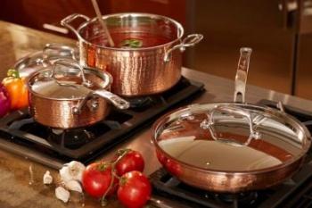 چه غذاهایی را نباید در ظروف مسی پخت