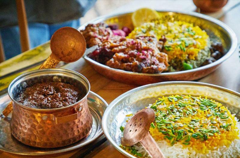 باور غلط و منع پخت غذا در ظروف مسی