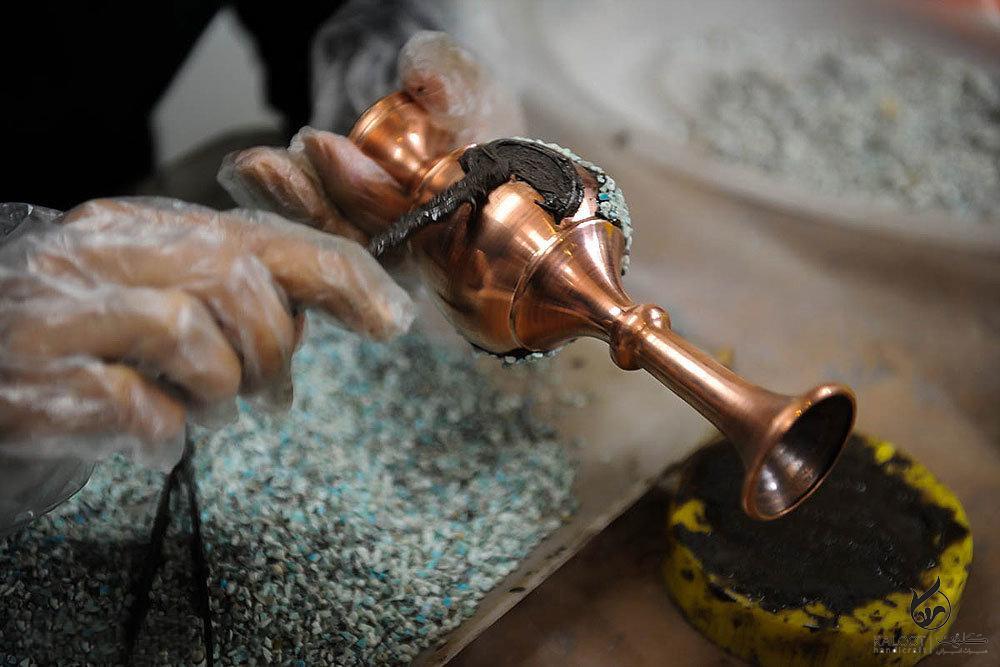 نحوه تولید فیروزه کوبی آشنایی با ابزار و خرید آن